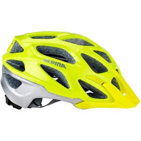 Alpina Mythos 3.0 Helm be visible-silver